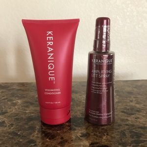 New Keranique Hair Products Set